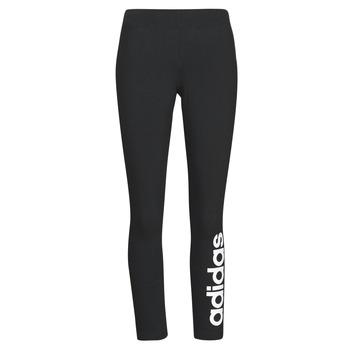 Odjeća Žene  Tajice adidas Performance W E LIN TIGHT Crna