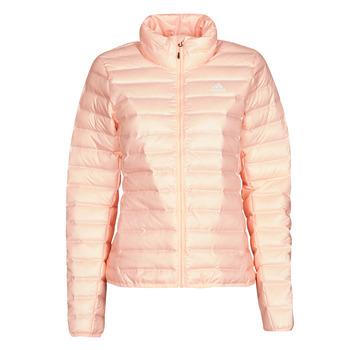 Odjeća Žene  Pernate jakne adidas Performance W Varilite J Brume / Koraljna