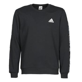 Odjeća Muškarci  Sportske majice adidas Performance M E TPE SWT Crna