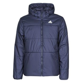 Odjeća Muškarci  Pernate jakne adidas Performance BSC HOOD INS J Inkoust / Legend