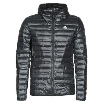 Odjeća Muškarci  Pernate jakne adidas Performance Varilite Ho Jkt Crna