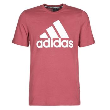 Odjeća Muškarci  Majice kratkih rukava adidas Performance MH BOS Tee Red / Heritage