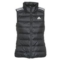 Odjeća Žene  Pernate jakne adidas Performance W ESS DOWN VES Crna