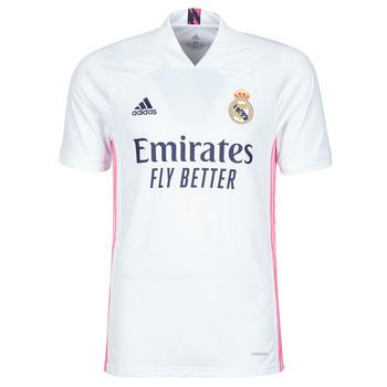 Odjeća Majice kratkih rukava adidas Performance REAL H JSY Bijela