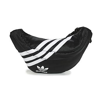 Torbe Pojasne torbice adidas Originals WAISTBAG NYLON Crna