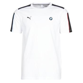 Odjeća Muškarci  Majice kratkih rukava Puma BMW MMS MS T7 TEE Bijela