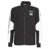 Odjeća Muškarci  Gornji dijelovi trenirke Puma BMW MMS WVN JACKET F Crna / Siva / Bijela