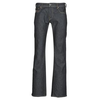 Odjeća Muškarci  Bootcut traperice Diesel ZATINY Blue / 009hf