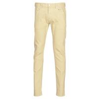 Odjeća Muškarci  Slim traperice Diesel D-LUSTER Bež