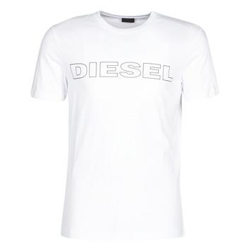 Odjeća Muškarci  Majice kratkih rukava Diesel JAKE Bijela