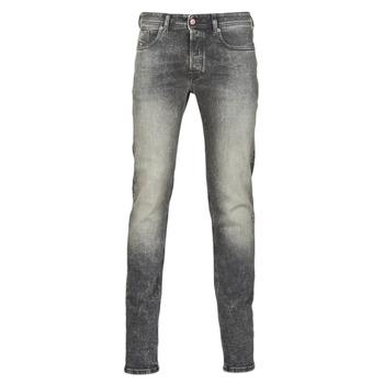Odjeća Muškarci  Skinny traperice Diesel SLEENKER Siva