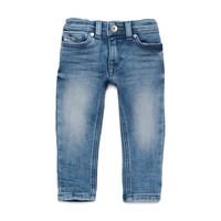 Odjeća Dječak  Skinny traperice Diesel SLEENKER Blue