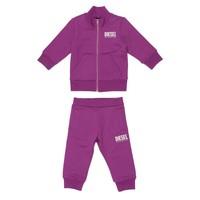 Odjeća Dječak  Dječji kompleti Diesel SONNY Ružičasta