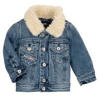 Odjeća Djeca Kratke jakne Diesel JESKI Blue