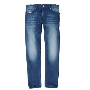 Odjeća Dječak  Slim traperice Diesel THOMMER Blue
