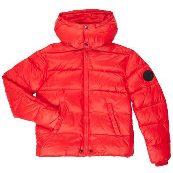 Odjeća Dječak  Pernate jakne Diesel JSMITHYAWH Red