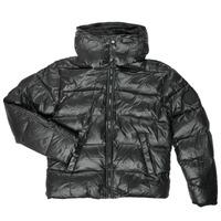 Odjeća Dječak  Pernate jakne Diesel JSMITHYAWH Crna