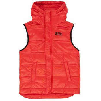 Odjeća Dječak  Pernate jakne Diesel JSUNNY Red