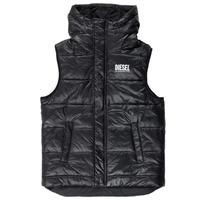 Odjeća Dječak  Pernate jakne Diesel JSUNNY Crna