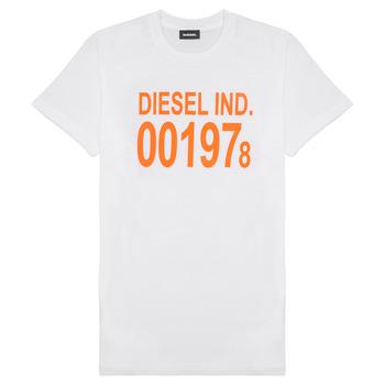 Odjeća Djeca Majice kratkih rukava Diesel TDIEGO1978 Bijela