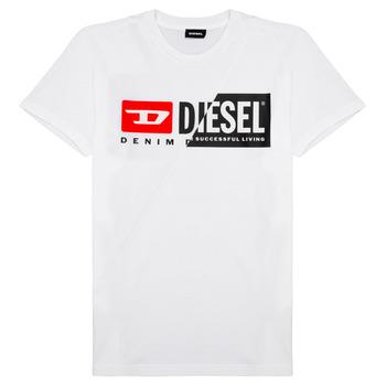Odjeća Djeca Majice kratkih rukava Diesel TDIEGOCUTY Bijela