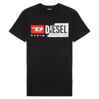 Odjeća Djeca Majice kratkih rukava Diesel TDIEGOCUTY Crna