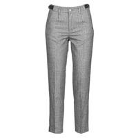 Odjeća Žene  Hlače s pet džepova Freeman T.Porter SHELBY MOKKA Siva / Svijetla