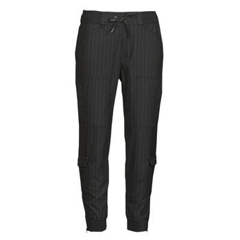 Odjeća Žene  Hlače s pet džepova Freeman T.Porter CELINE SILIANO Crna