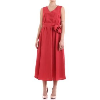 Odjeća Žene  Duge haljine Fly Girl 9890-02 Rosso