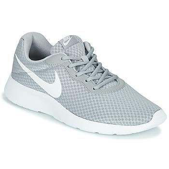 Obuća Muškarci  Niske tenisice Nike TANJUN Siva / Bijela