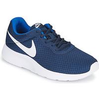 Obuća Muškarci  Niske tenisice Nike TANJUN Blue / Bijela