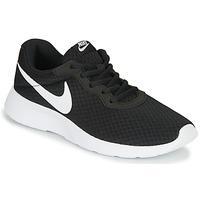 Obuća Žene  Niske tenisice Nike TANJUN Crna / Bijela