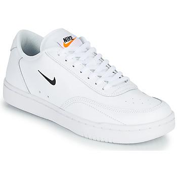 Obuća Žene  Niske tenisice Nike COURT VINTAGE Bijela