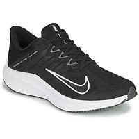 Obuća Muškarci  Running/Trail Nike QUEST 3 Crna / Bijela