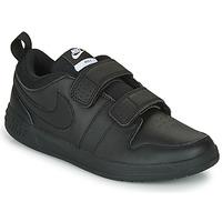 Obuća Djeca Niske tenisice Nike PICO 5 PS Crna
