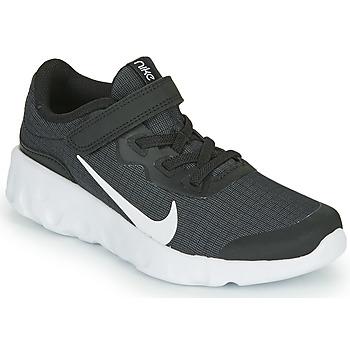 Obuća Djeca Niske tenisice Nike EXPLORE STRADA PS Crna / Bijela