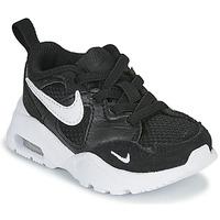 Obuća Djeca Niske tenisice Nike AIR MAX FUSION TD Crna / Bijela