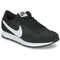 Obuća Djeca Niske tenisice Nike MD VALIANT PS Crna / Bijela