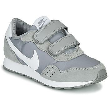 Obuća Djeca Niske tenisice Nike MD VALIANT PS Siva / Bijela