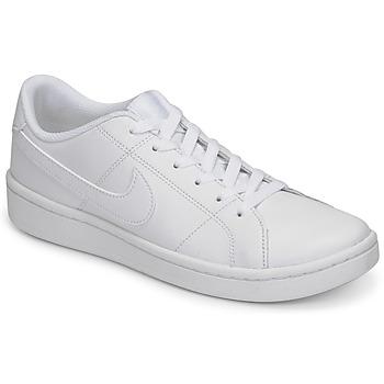 Obuća Žene  Niske tenisice Nike COURT ROYALE 2 Bijela
