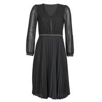 Odjeća Žene  Kratke haljine One Step FR30061 Crna