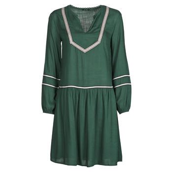 Odjeća Žene  Kratke haljine One Step FR30231 Zelena