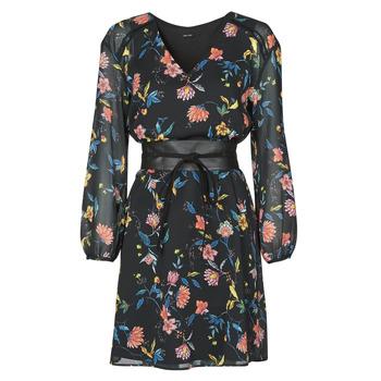 Odjeća Žene  Kratke haljine One Step FR30301 Crna