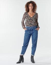 Odjeća Žene  Hlače s pet džepova One Step FR29091_46 Blue