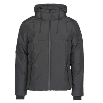 Odjeća Muškarci  Pernate jakne Superdry EVOLUTION PUFFER Crna
