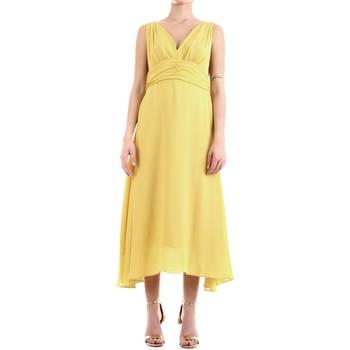 Odjeća Žene  Duge haljine Fly Girl 9845-01 Lime