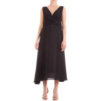 Odjeća Žene  Duge haljine Fly Girl 9845-01 Nero