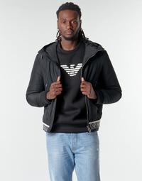 Odjeća Muškarci  Kratke jakne Emporio Armani 6H1BL6 Crna