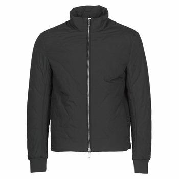 Odjeća Muškarci  Kratke jakne Emporio Armani 6H1BF4 Crna