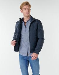 Odjeća Muškarci  Kratke jakne Emporio Armani 6H1BF4 Blue
